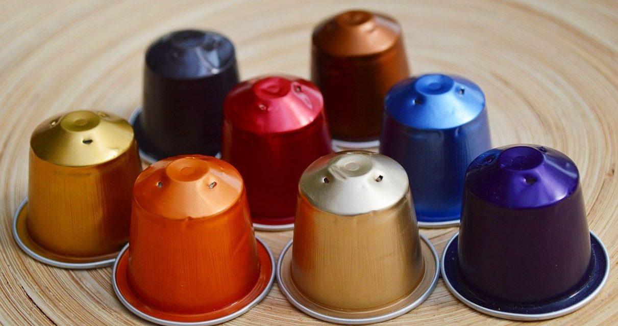 Reusar y Reciclar capsulas de Café Nespresso.