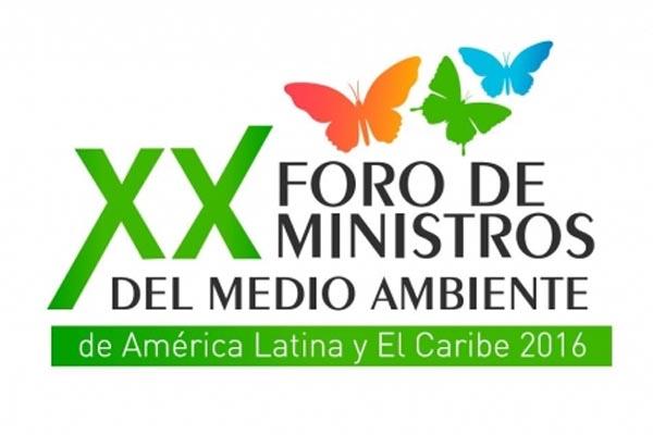 logotipo del Foro de Ministros de 2016 en Colombia