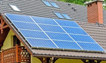 Estructuras para placas solares.
