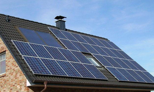Lo que debes evitar en un panel solar