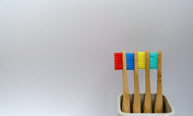 Algunos métodos naturales para blanquear los dientes